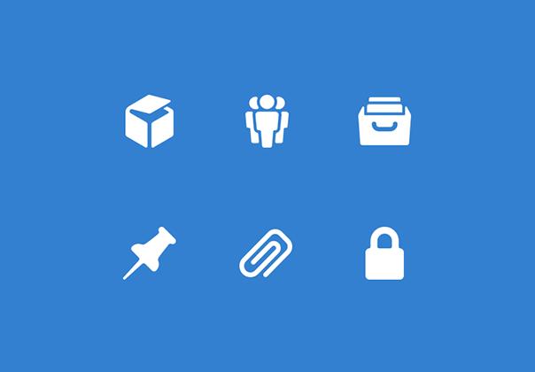 UI Icons - Set 4