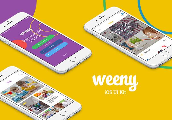 Weeny UI Kit